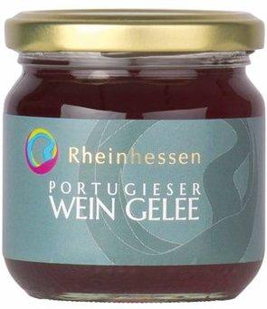 Weingelee-rot